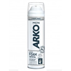 Пена для бритья ARKO (Арко) Crystal, 200 мл