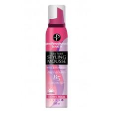Мусс для укладки волос Professional Touch В5 Silk Protein Экстрасильная фиксация, 150 мл