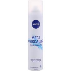 Лак для волос Nivea (Нивея) Мега Фиксация № 5, 250 мл