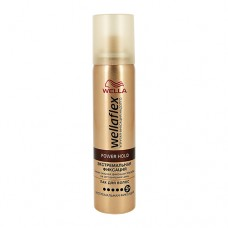 Лак для волос Wellaflex (Веллафлекс) Экстремальная фиксация, 75 мл