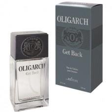 Мужская туалетная вода Oligarch (Олигарх) Get Back, 100 мл