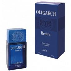 Мужская туалетная вода Oligarch (Олигарх) Return, 100 мл