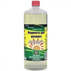 Жидкость для розжига без дозатора (жидкий парафин), 1000 мл