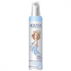 Пенка для волос Olivia (Оливия) сильной фиксации с экстрактом Ромашки, 150 мл