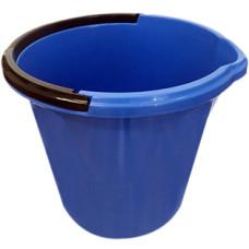 Ведро пищевое, мерное со сливом ЧУДО (голубое), 10 л