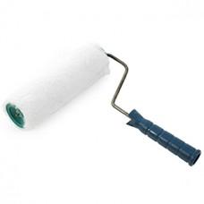 Валик малярный 20х5 см, длина ручки 27 см