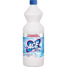 Жидкий отбеливатель-пятновыводитель Ace (Айс) Liquid, 1 л