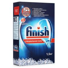 Соль для посудомоечных машин Calgonit (Калгонит) Finish, 1,5 кг