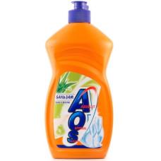 Бальзам для мытья посуды AOS Алоэ Вера, 500 мл
