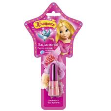 Принцесса Лак для ногтей Светло-розовый 8 мл
