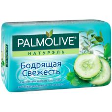 Мыло Palmolive (Палмолив) Бодрящая Свежесть с экстрактами зелёного чая и огурца, 90 г