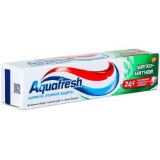 Зубная паста Aquafresh (Аквафреш) Мягко-Мятная, 50 мл