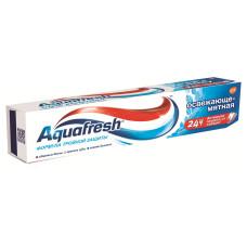 Зубная паста Aquafresh (Аквафреш) Тотал Кэа 3 Освежающе-мятная, 50 мл