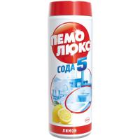 Чистящий порошок Пемолюкс Лимон, 480 г