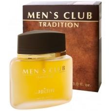 Мужская туалетная вода Men's Club Tradition 90 мл