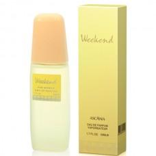 Женская парфюмерная вода Ascania Weekend (Аскания Уикенд) 50 мл