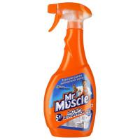 Моющее средство для ванн Mr. Muscle (Мистер Мускул) 5 в 1, курок, 500 мл