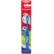 Детская зубная щетка Colgate (Колгейт) от 2 лет, супер мягкая щетина, 1 шт