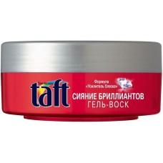 Гель-воск для укладки волос Taft (Тафт) Блеск, 75 мл