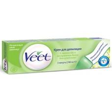 Крем для депиляции Veet (Вит) для сухой кожи, 100 мл