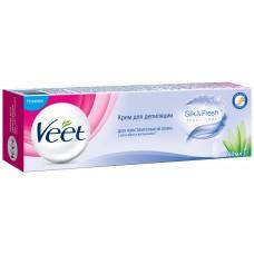 Крем для депиляции Veet (Вит) для чувствительной кожи, 100 мл