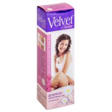 Депилятор Velvet (Вельвет) для интимных зон с ромашкой, 100 мл