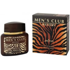 Мужская туалетная вода Men's Club Mystery 90 мл