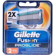 Кассеты для бритья Gillette Fusion ProGlide (2 шт)