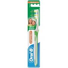 Зубная щетка Oral-B (Орал-Би) 3-Effect Maxi Clean, средняя жесткость, 1 шт