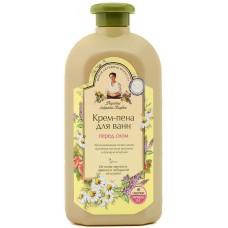 Крем-пена для ванн Рецепты бабушки Агафьи Перед сном, 500 мл