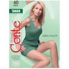 Колготки Conte Tango (Конте Танго), Natural (телесный), 40 den, 4 размер