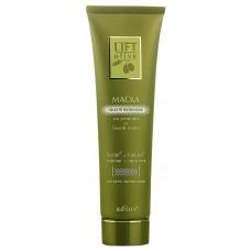 Подтягивающая маска для лица на зеленой и белой глине Белита LIFT Olive, 100 мл