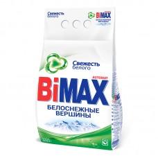 Порошок для стирки BiMax автомат Белоснежные вершины, (3 кг)