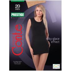 Колготки Conte Prestige (Конте Престиж), Bronz (загар), 20 den, 2 размер