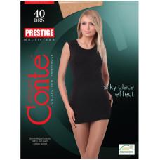 Колготки Conte Prestige (Конте Престиж), Mocca (шоколад), 40 den, 5 размер