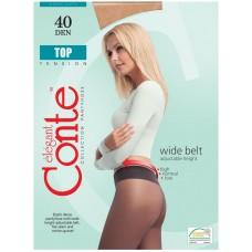 Колготки Conte Top (цвет Nero), 40 den, 2 размер