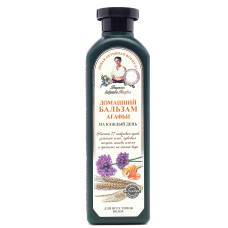 Бальзам для волос Рецепты Бабушки Агафьи Домашний на каждый день, 350 мл