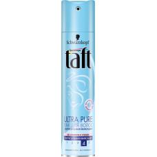 Лак для волос Taft (Тафт) Ultra Pure сверхсильная фиксация №4, 225 мл