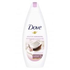 Гель для душа Dove Кокосовое молочко и лепестки жасмина 250 мл