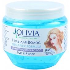 Гель для волос Olivia (Оливия) Эффект мокрых волос, 250 мл