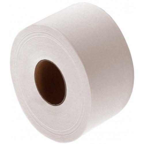 Туалетная бумага Стандарт 1-слойная Бежевая mini T-0020