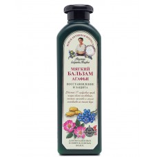 Бальзам для волос Рецепты Бабушки Агафьи Мягкий Восстановление и защита, 350 мл
