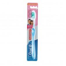 Зубная щетка Oral-B (Орал-Би) 3 Effect Деликатное отбеливание, средняя жесткость, 1 шт