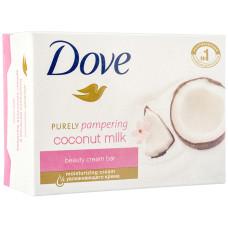 Крем-мыло Dove (Дав) Кокосовое молочко и лепестки жасмина, 135 г