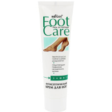 Крем для ног антисептический Bielita (Белита) Foot Care, 100 мл