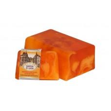 Косметическое мыло ручной работы Savon D Lion Марокканский апельсин, 100 г