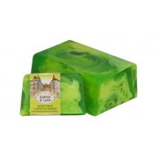 Косметическое мыло ручной работы Savon D Lion Лепестки лайма и лимон, 100 г
