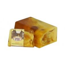 Косметическое мыло ручной работы Savon D Lion Банан, 100 г
