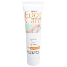 Гель для снятия усталости ног Белита Foot Care, 100 мл