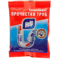 Средство для прочистки труб Help (Хелп) саше, 90 г